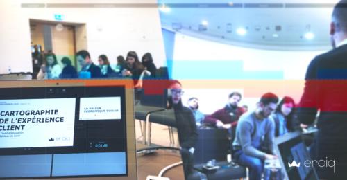 MEETUP UX : cartographie de l'expérience
