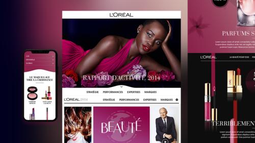 L'Oréal couverture