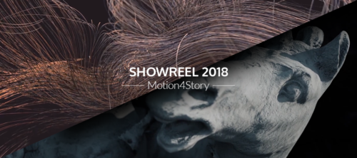 showreel 2018 motion4story