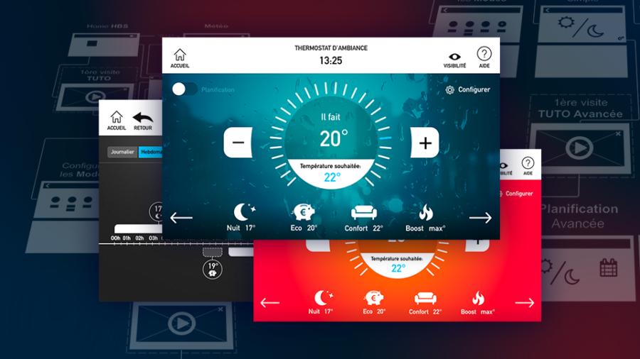 urmet web interface